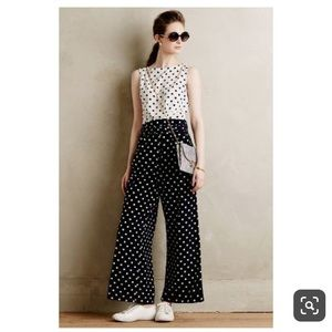 WHIT TWO Domino Dot Jumpsuit